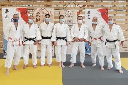 Formation Self-Défense pour Manu et Elias